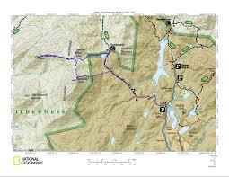 Adirondack Mountains Map Off On Adventure The Santanoni Range 6 28 12