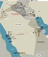 Iraq Province Map Iraq Hopes For Ipsa Pipeline Access With Riyadh Rapprochement Mees