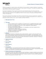 how to write research paper outline 10 best images of sample proposal outline sample research research paper proposal outline example