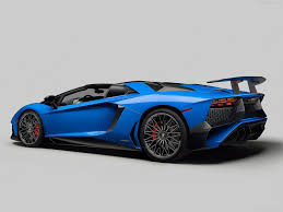 2016 Lamborghini Aventador - lamborghini aventador lp750 4 sv roadster 2016 picture 5 of 10