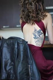 101 appealing back tattoo designs to die for