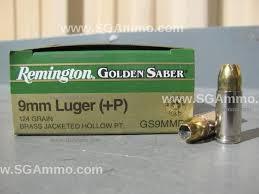target ammunition remington black friday 25 round box 9mm luger p remington golden saber 124 grain bjhp