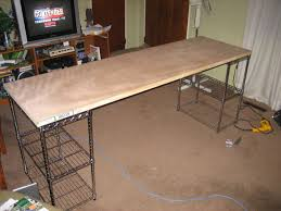 Diy Easy Desk Cheap And Easy Desk Desks Easy And Sewing Desk