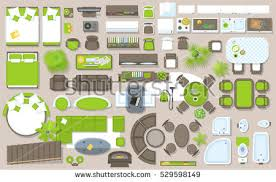 Furniture For Floor Plans Free Floor Plan Vector Download Free Vector Art Stock Graphics