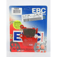 ebc sport carbon x brake pads fa368x dirt bike motorcycle