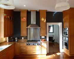 paint colors for kitchen with wood cabinets home design ideas