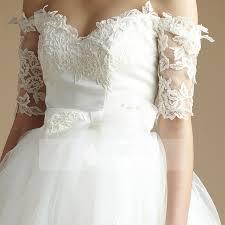 Wedding Dress Sashes Net Bridal Sash Applique Wedding Belt Bowknot Trim White Bridal