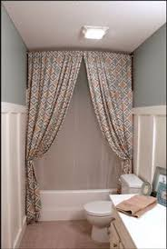 Curtains Hanging From Ceiling by Double Shower Curtain I Am So Doing This I Don U0027t Even Care