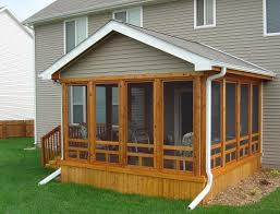 Screened In Deck Plans 3 Season Room An Outdoor Living Space Patios Porches