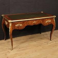 scrivanie stile antico scrivania intarsiata tavolo scrittoio diplomatica in stile antico