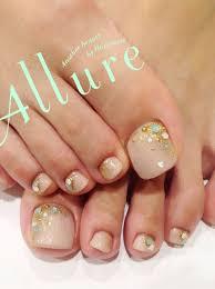 best 25 gold toe nails ideas on pinterest pedicure designs