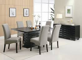 grey dining room chairs black and grey dining room set black dining room set with bench
