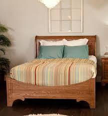 Bedroom Furniture Edinburgh Solid Wood Sleigh Beds