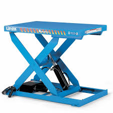 lift tables stac material handling