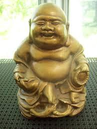 buddha statue laughing buddha statue chalkware buddha home