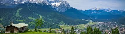 Garmisch Germany Map by In Garmisch Partenkirchen And The Surrounding Area