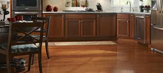 how to install a locking hardwood floor