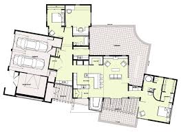 slab home plans clean effective passive solar design santa slab grade house plans
