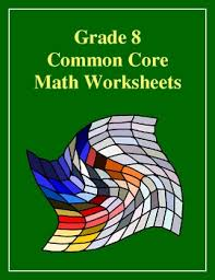 grade 8 common core math worksheets geometry 8 g 5 1 by the