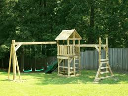25 unique wooden playset ideas on pinterest wooden fort forts