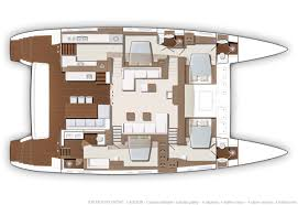 Cabin Layouts Lagoon 630 My The Multihull Group Tmg