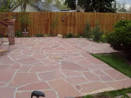 flagstone patio somewhere that u0027s green pinterest flagstone