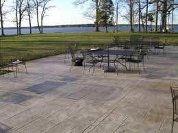 Cost Of Stamped Concrete Patio by Stamped Concrete Patio Configurations In Colorado Elliott Spour