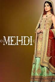 Bridal Wear Bridal Wear Dresses 2014 By Mehdi Mehdi Ready To Wear Spring