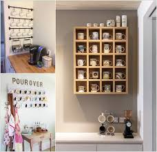 Cool Storage Ideas Cool And Creative Mug Storage Ideas For Your Kitchen