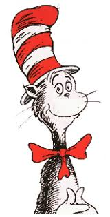 42 best cakes cat in the hat images on pinterest dr suess