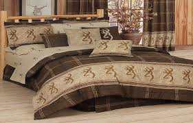 bed comforter sets for your quality browning buckmark bed