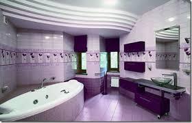 purple bathroom ideas purple bathroom home design ideas and pictures