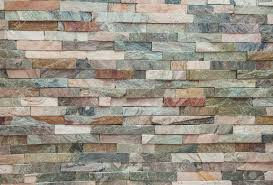Stone Brick by Fake Stone Brick Wall