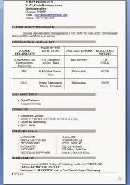 resume format for freshers electronics and communication engineers pdf free download electrical engineering resume format for freshers resume format