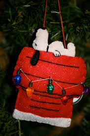 Snoopy Christmas Office Decorations by Snoopy Christmas Decor Home Decorations