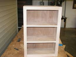 Shaker Bookcase Shaker Style Bookcase For Mom By Beginningwoodworker