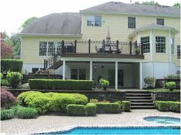 Designer Decks And Patios by Expanding Integrated Outdoor Patio And Deck Designs Amazing Decks