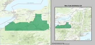 york map us york s 23rd congressional district