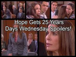 Days Of Our Lives Meme - days of our lives spoilers hope sentenced to 25 years in prison no
