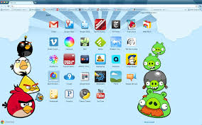 angry birds chrome store