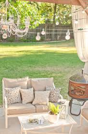 domestic fashionista backyard patio furniture