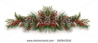 christmas garland christmas garland stock images royalty free images vectors