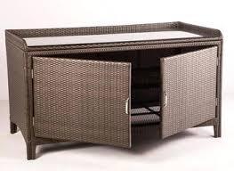 outdoor wicker storage cabinet resin wicker outdoor cabinet livingurbanscape org