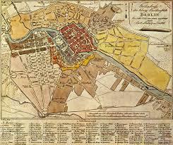 Berlin Map Image Map Of Berlin 19451991png Alternative History Fandom Google