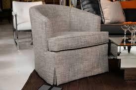 Swivel Club Chairs For Living Room Chair Tub Chair Swivel Base Swivel Club Chairs Upholstered Blue
