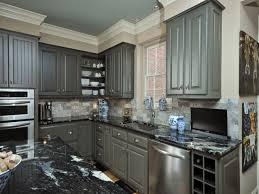 Kitchen Cabinets With Wine Rack Kitchen Furniture Painted Grey Kitchen Cabinetasgrey Coloras