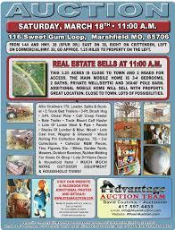 auction march 18th 11am u2013 advantage auction team