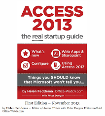 access 2013 startup guide cover jpg