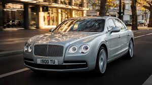 bentley flying spur custom bentley flying spur news and opinion motor1 com