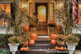 Front Porch Fall Decorating Ideas - decorating your front porch for fall criteriumlalancetteengineers